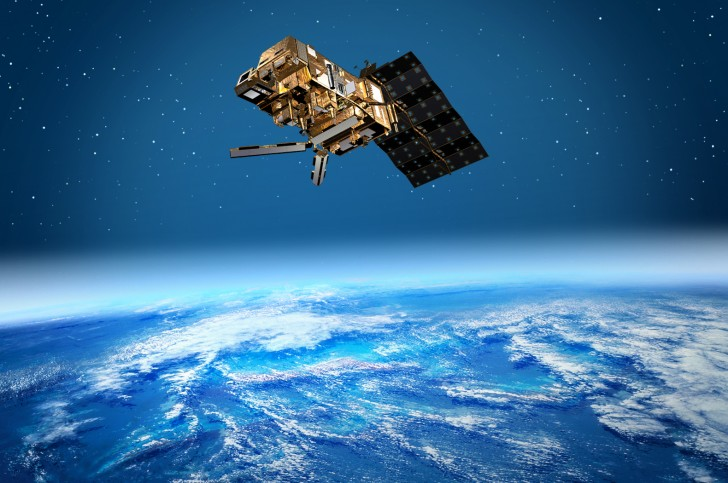 Metop-C Satellite