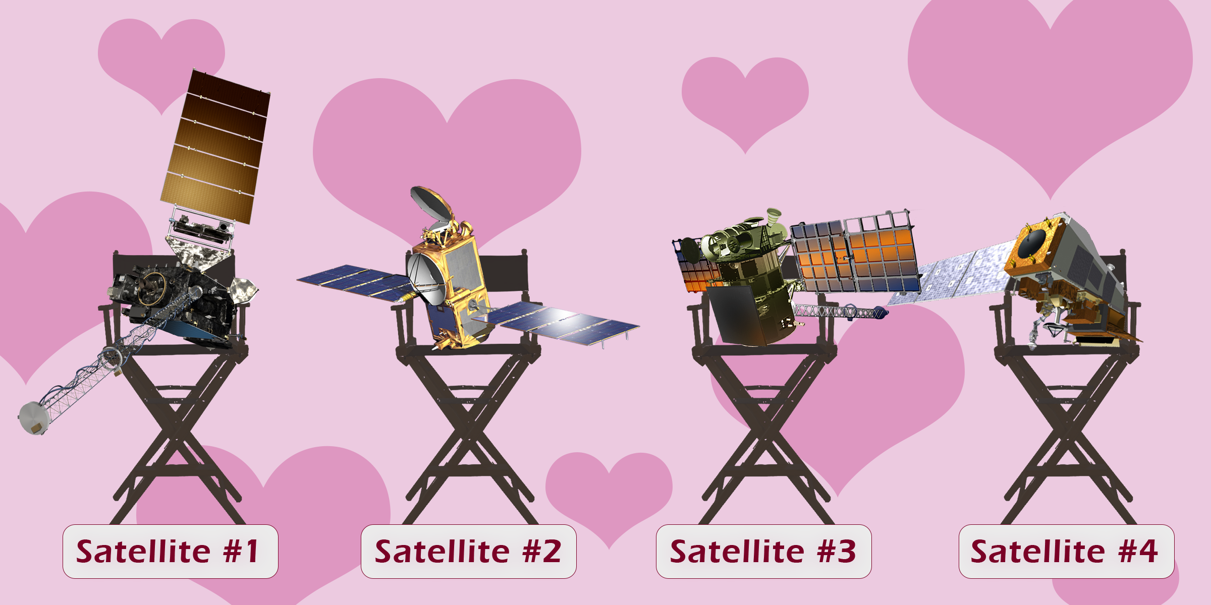 The NOAA Satellites Dating Game: Be Our Valentine!