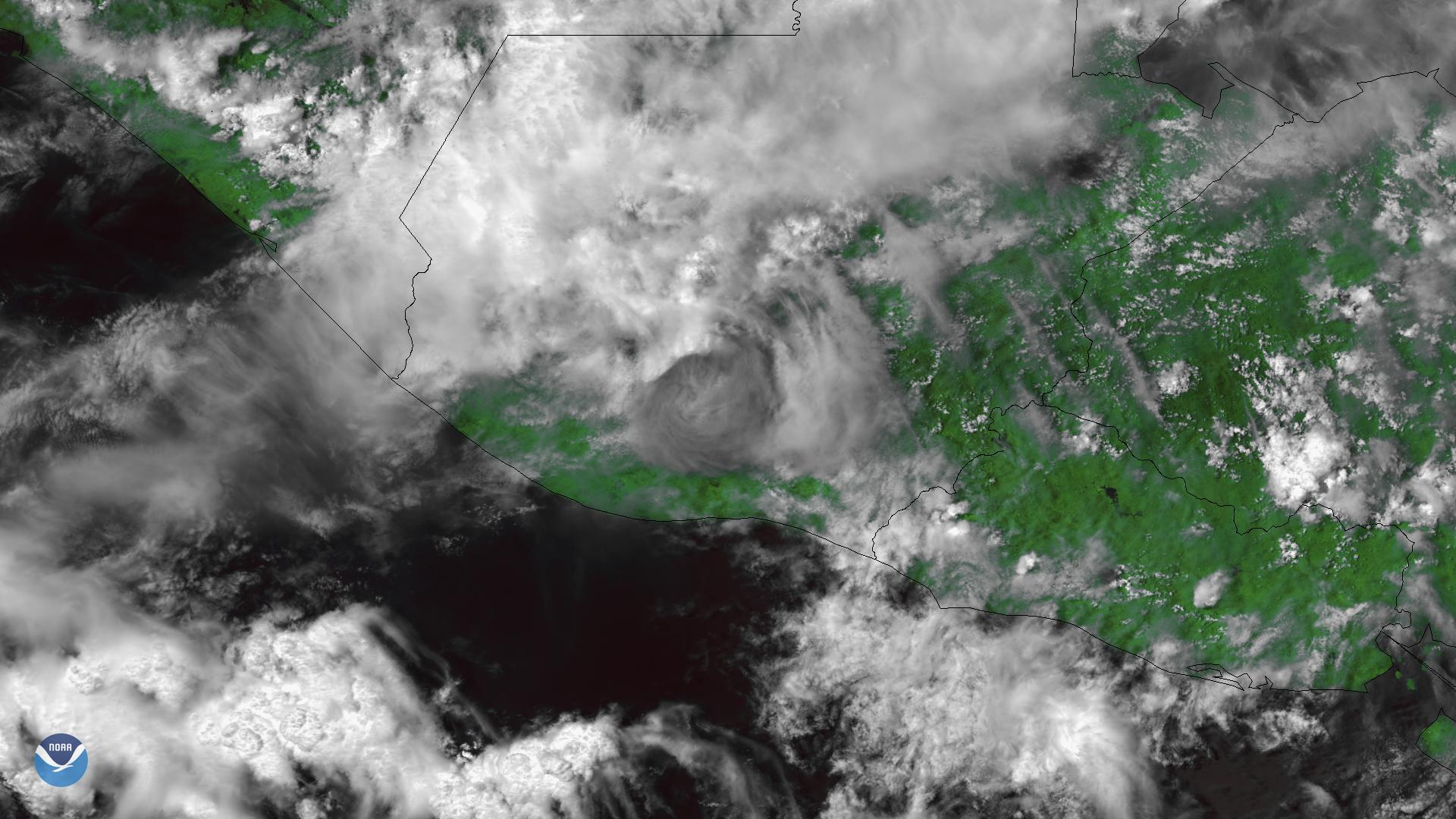 Fuego Volcano Erupts in Guatemala