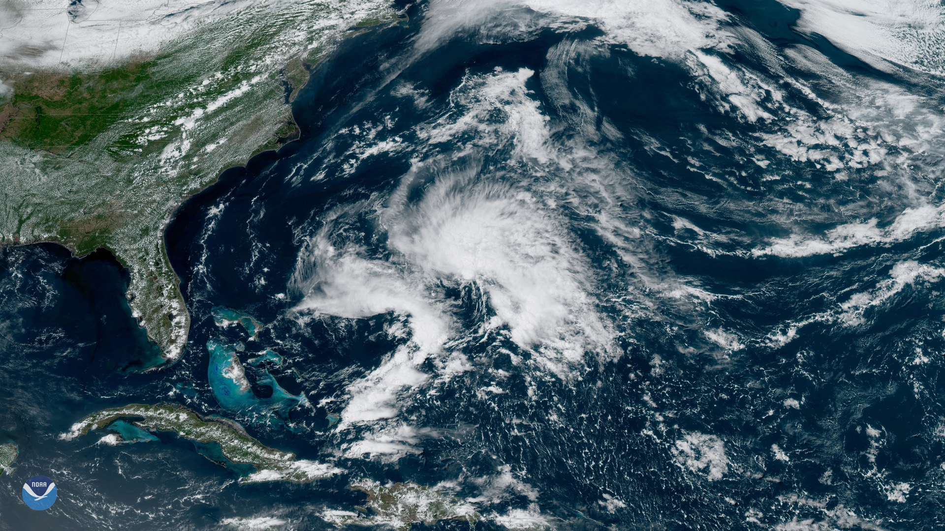 First Storm of 2019 Atlantic Hurricane Season Named