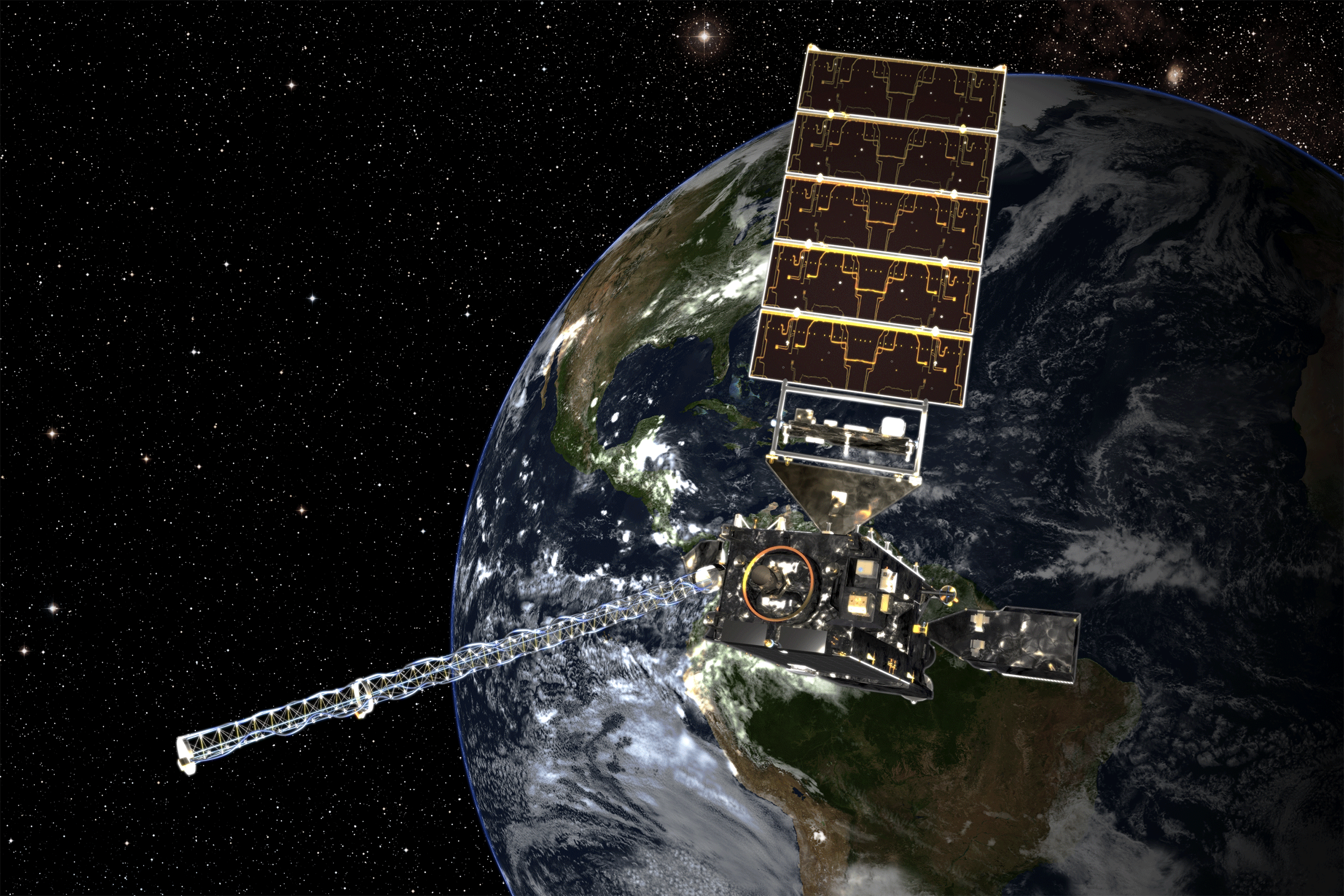 NOAA's GOES-16 satellite