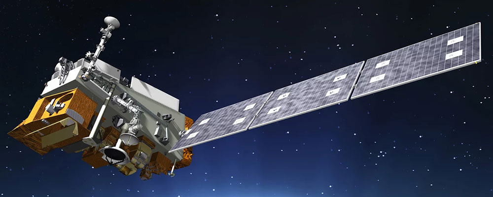 An artist's rendition of JPSS-1