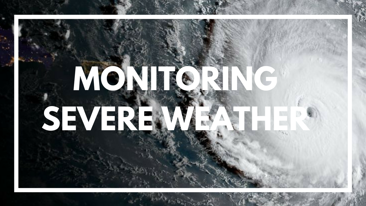 Monitoring Severe Weather