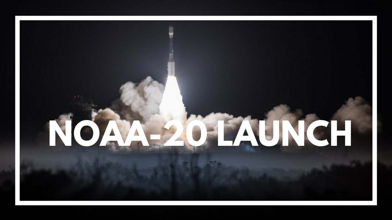 NOAA 20 Launch