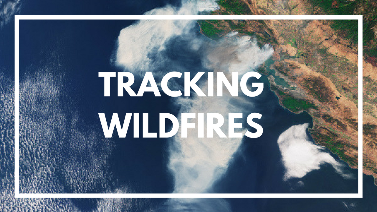 Tracking Wildfires