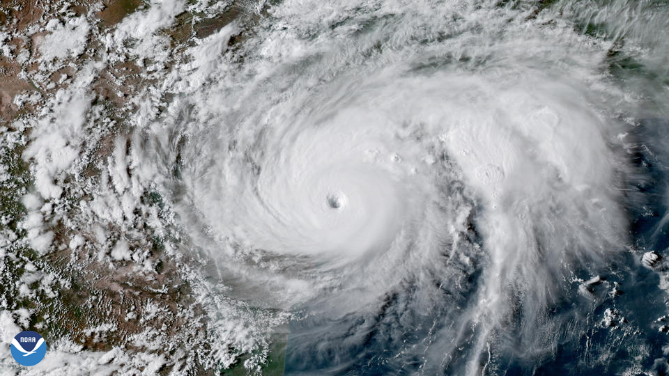 On This Day in 2017, Hurricane Harvey Slammed into Texas