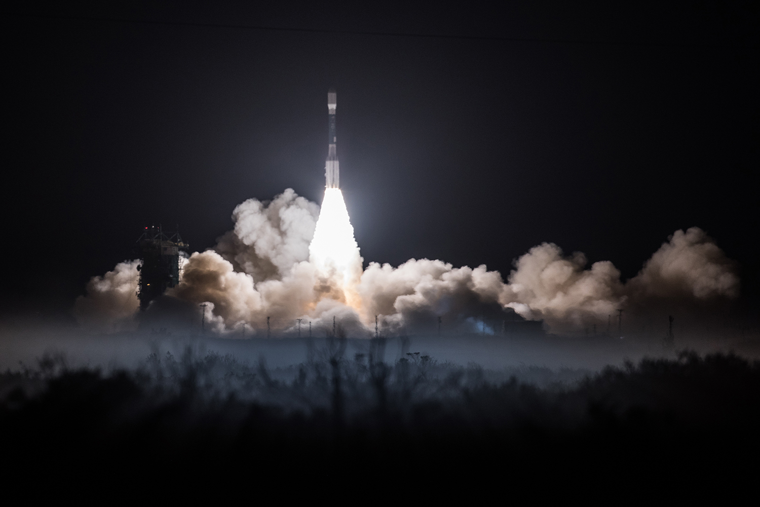 JPSS-1 Liftoff Photo