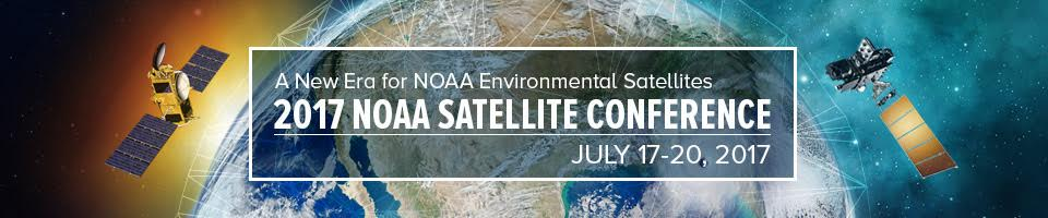 National Satellite Conference banner